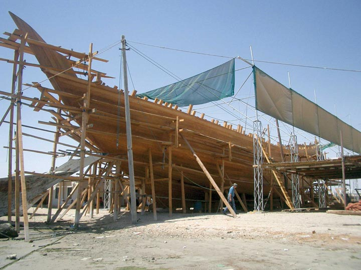 boat-construction